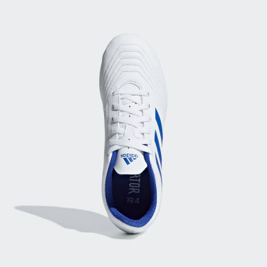 Calzado de Fútbol Predator 19.4 Multiterreno Blanco Niño Fútbol