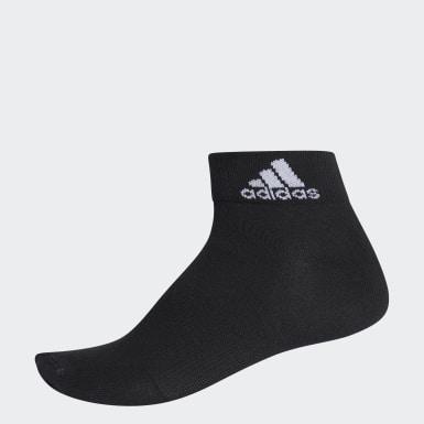 Training Black Performance Ankle Thin Socks 1 Pair