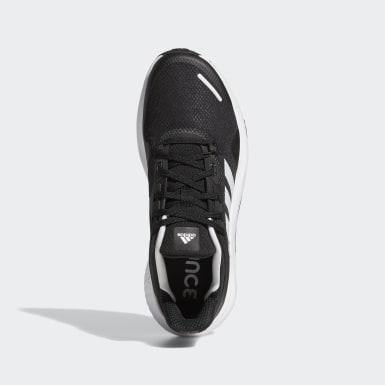 Kvinder Løb Sort Alphatorsion sko