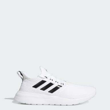 Men's Essentials White Lite Racer RBN Shoes