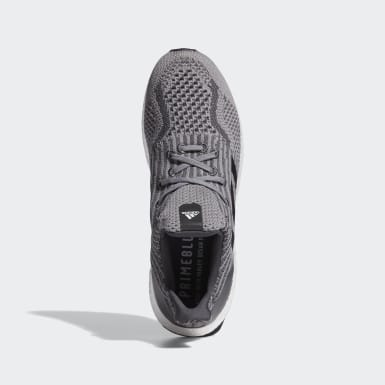 ULTRABOOST 5.0 UNCAGED DNA Gris Hommes Running