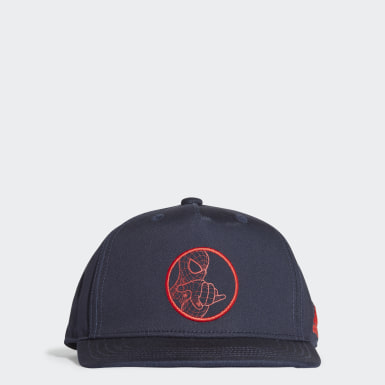 Kids Training Blue Spider-Man Graphic Cap