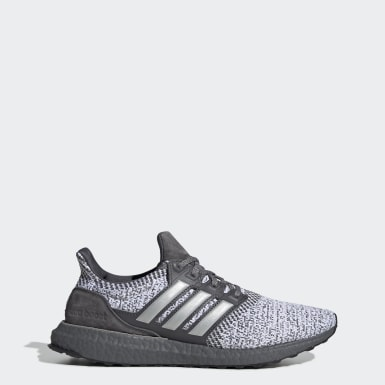 Chaussure Ultraboost DNA gris Course