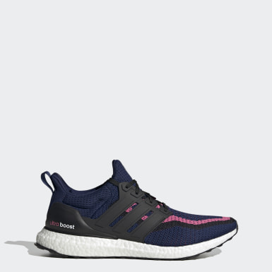 Running Blue Ultraboost DNA x Real Madrid Shoes