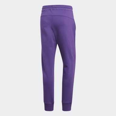 Pants Kaval Graphic Violeta Hombre Originals
