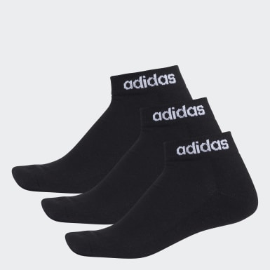 Socquettes HC (3 paires) Noir Athletics