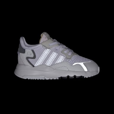 Παιδιά Originals Λευκό Nite Jogger Shoes