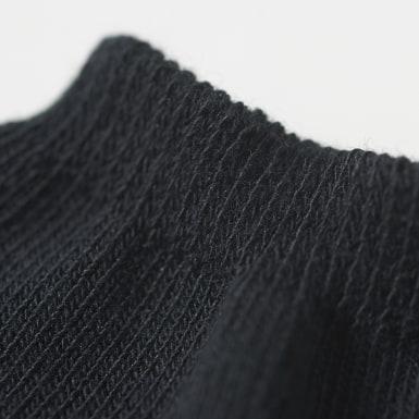 Originals Trefoil Liner Socken, 3 Paar Schwarz