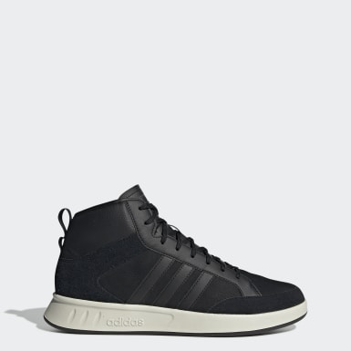 Sapatos Cano Médio Court 80s