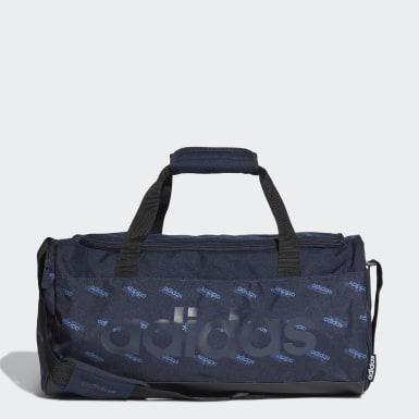 กระเป๋าดัฟเฟิล Linear Logo Graphic Small