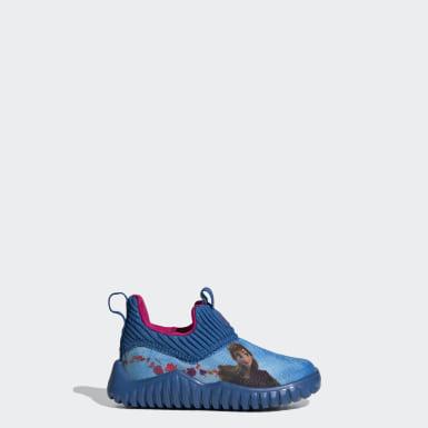 Kinder Training Frozen RapidaZen Schuh Blau