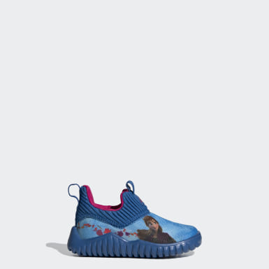 Sapatos RapidaZen Frozen Azul Criança Treino