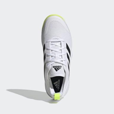 APAC Halo Male Multi-court Tennissko Hvit
