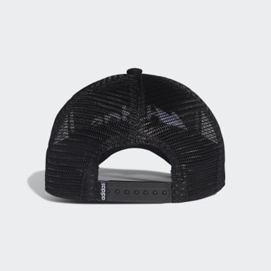 Gorra H90 Linear Negro Training