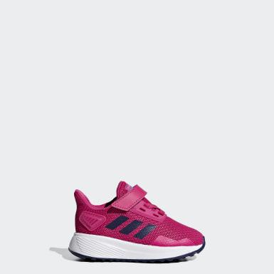 Kinder Running Duramo 9 Schuh Rosa