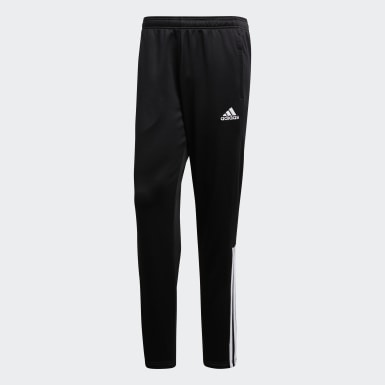 Men Training Black Regista 18 Tracksuit Bottoms