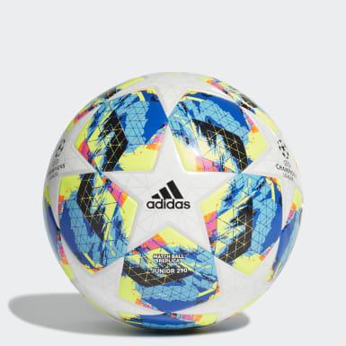 белый Футбольный мяч Finale 290