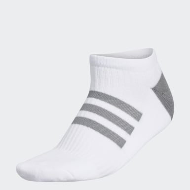 Comfort Low-Cut Golf Socks Bialy