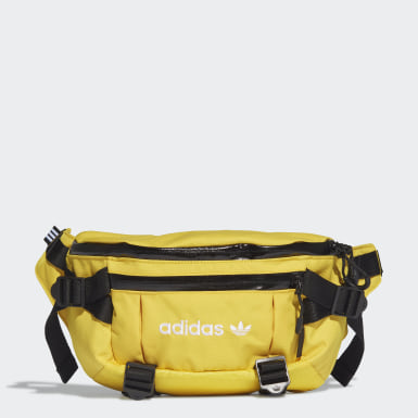 Bolsa de Cintura Adventure Dourado Originals