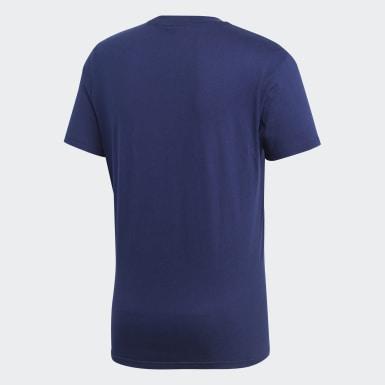 Camiseta Core 18 Azul Hombre Training