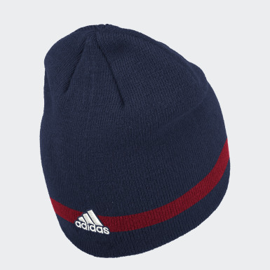 Men Sport Inspired Multicolor Canadiens Coach Beanie