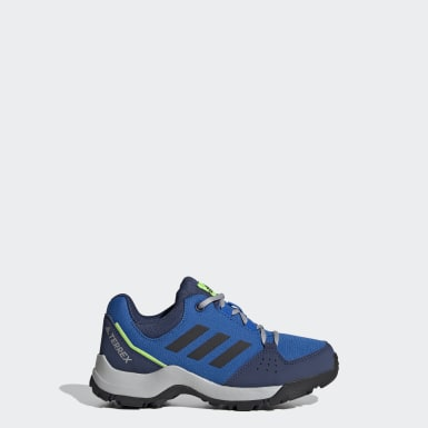 Kids TERREX Blue Terrex Hyperhiker Low Hiking Shoes
