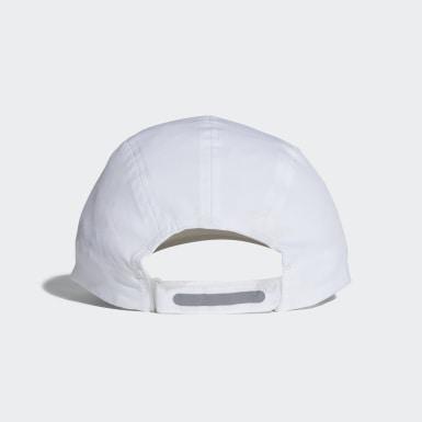 Running White Climalite Running Cap