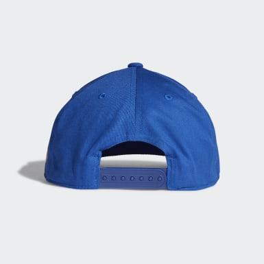 Gorra Estampada Gleofus Azul Niño Training