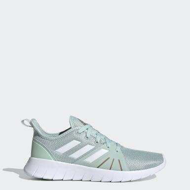 ผู้หญิง วิ่ง สีเขียว รองเท้า ASWEEMOVE