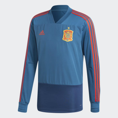 Haut d'entraînement Espagne