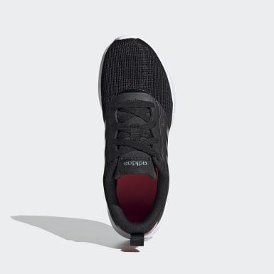 Børn Løb Sort QT Racer 2.0 sko