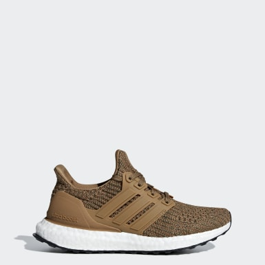 Youth Running Brown Ultraboost Shoes