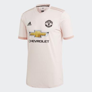 Manchester United Authentiek Uitshirt