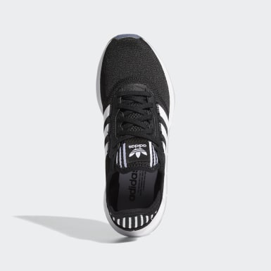 Women Originals Black Swift Run X Shoes
