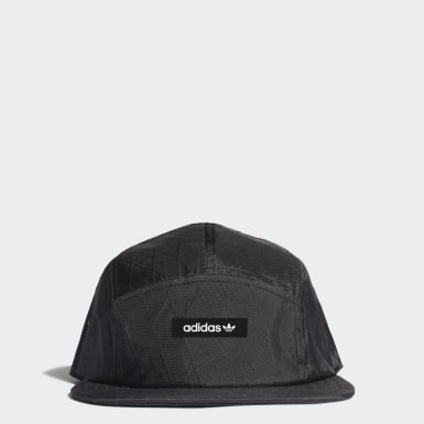 Gorra Future 5-Panel Negro Originals