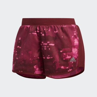 Shorts M10 Rosa Mujer Running