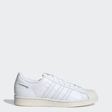 Originals White Superstar Ayakkabı