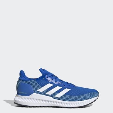 Tenis Solarblaze Azul Hombre Running