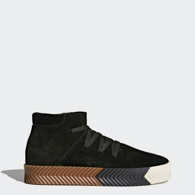 зеленый Кеды adidas Originals by AW Skate