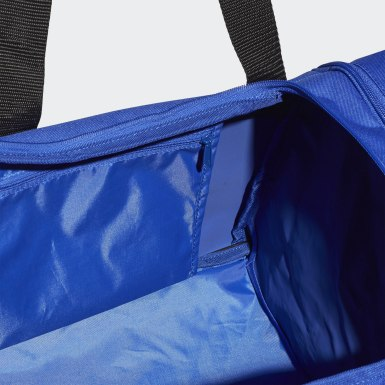 Football Blue Tiro Duffel Small