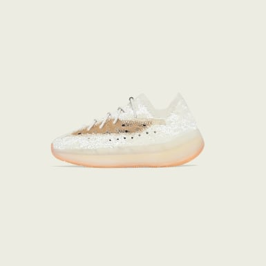 Kids Originals Orange YEEZY BOOST 380 KIDS