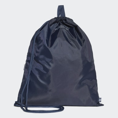 Originals Blue Trefoil Gym Sack