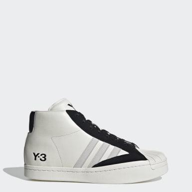 Yohji Pro Y-3 Branco Y-3