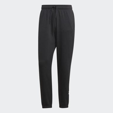 Essentials Linear avsmalnet bukse Svart