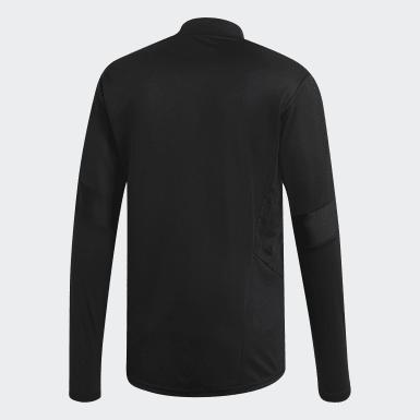 Camiseta entrenamiento Tiro 19 Negro Hombre Training