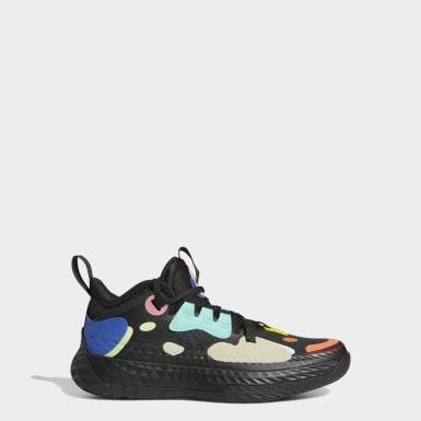 Kids Basketball Black Harden Vol. 5 Shoes