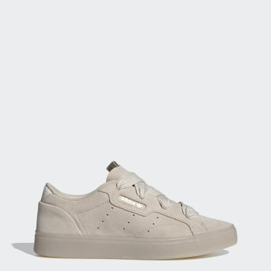 Women's Originals Beige adidas Sleek Shoes
