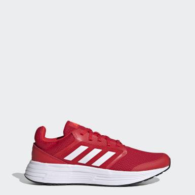 ผู้ชาย วิ่ง สีแดง รองเท้า Galaxy 5