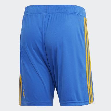 Shorts de Visitante Tigres UANL Azul Hombre Fútbol