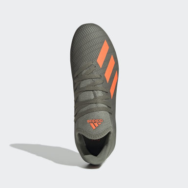 X 19.3 FG Boots Zielony